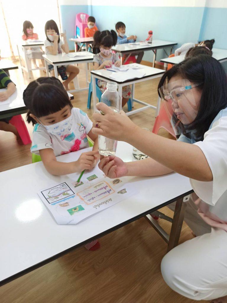 Classroom activities 5