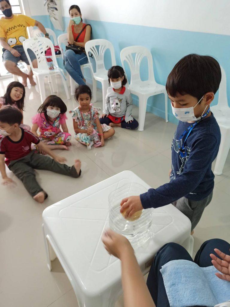 Classroom activities 7